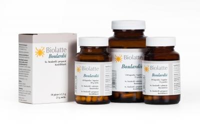 Biolatte Boulardi